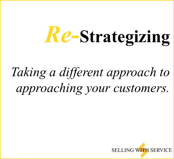 ReStrategizing